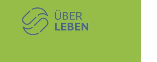 ÜBERLEBEN Logo